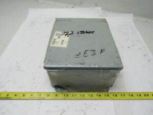 Hoffman A1008lp 10 X 8 X 4 Electrical Enclosure Jic Box