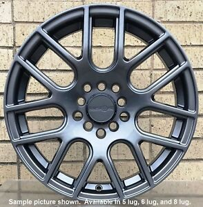 4 New 16 Wheels Rims For Lincoln Continental Ls Mark Viii Mkx Mkz Mkc 33002