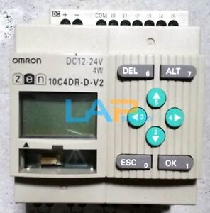 1pc New Omron Zen 10c4dr d v2 Programmable Relay