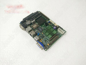 1pc Used Evoc Embedded Motherboard Ec3 1541cldna b Ver B2