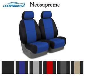 Coverking Custom Front Row Seat Covers Neosupreme Choose Color