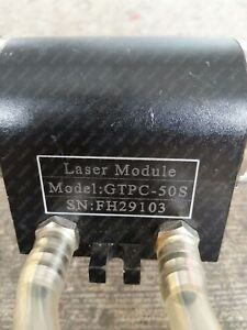 1pc Used Gtpc 50s Laser Module