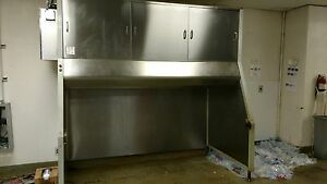 Hood System Ventless Halton W Fire Ansul System 2