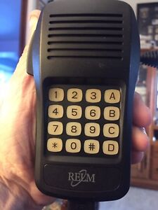 Relm Dtmf Microphone