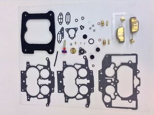 Carter Thermoquad Carb Kit 1978 1984 Chrysler Dodge Plymouth V8 Floats