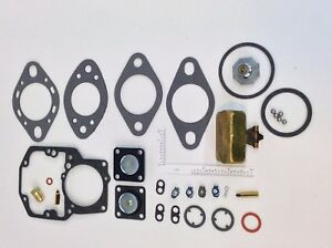 Autolite 1100 Carburetor Kit 1963 1969 Ford Falcon Mustang 144 170 200 250 Float