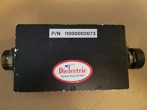 Dielectric Microwave P n 11000002073 High Power Rf Filter 7 16 Transmitter Ham