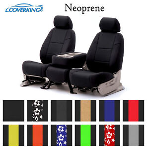 Coverking Custom Front Row Seat Covers Neoprene Choose Color