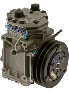 New Et210l York A C Compressor W 2wire 2grv 6in 12v Clutch