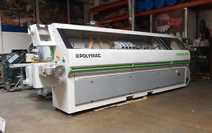 Polymac Akron 245 Cr Automatic Edgebander woodworking Machinery