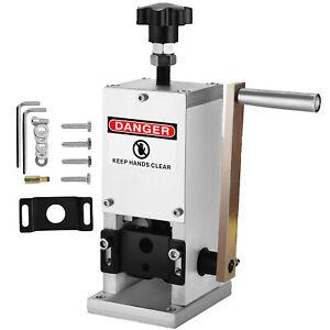 Cable Wire Stripping Machine Drill Operated 1 Blade Copper Stripping