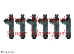 570cc 54lb High Flow Performance Upgrade Matched Fuel Injector Set