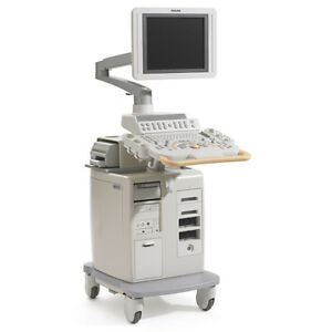 Cvo Philips Hd11 xe Ultrasound System Shared Service Machine With 1 Probe