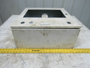 Hoffman C sdc20208 Concept Series Electrical Enclosure 20 x20 x8 W Back Plate