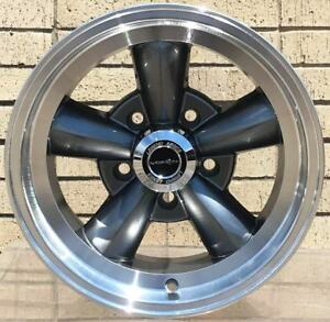 4 New 15 Wheels Rims For Nissan 370z Coupe Nismo Roadster Ford Mustang 39002