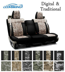 Coverking Custom Seat Covers Neosupreme Printed Choose Color And Rows