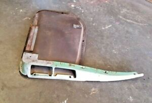 1955 Cadillac Fleetwood 4 Dr Front Door Air Heater Vent Air Duct Work Driver