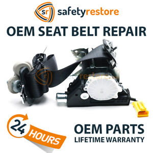 Oem Chevy Chevrolet Seat Belt Repair After Accident Pretensioner Rebuild Service