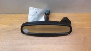 Nissan Altima Maxima Oem Inside Rear View Mirror W Compass Temp Temperature