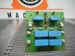 Haas laser 18 07 24 ah V1 1 Circuit Board Used With Warranty
