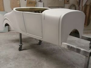 1927 Ford Model T Roadster Fiberglass Body T Bucket Tbucket