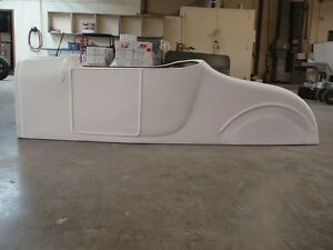 1927 Ford Model T Roadster Fiberglass Body Unchannled Floor T Bucket Tbucket