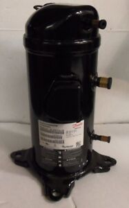 Danfoss Hlj083t2lc8 High temp Light Commercial Scroll Compressor 83 000btu 7 Ton