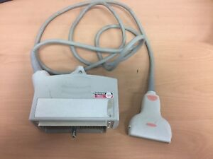 Toshiba Aplio 500 Plt 805at 8 Mhz Linear Transducer Probe For Small Parts