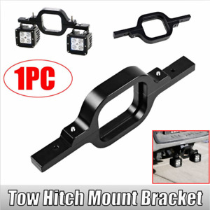 Tow Hitch Mounting Led Bracket Backup Reverse Lights Stent Holder Car Off Road