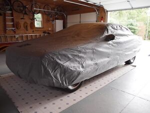 New 1965 1968 Ford Mustang 4 layer Outdoor Car Cover Fastback Custom Fit