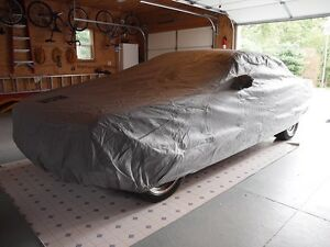 1965 1968 Ford Mustang 4 Layer Outdoor Car Cover Fastback Custom Fit Fits 1968 Mustang