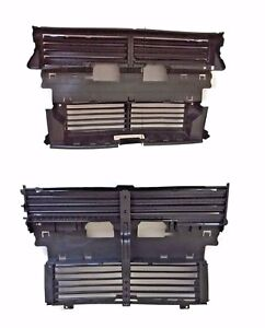 New Radiator Shutter W o Actuator For 2013 2016 Ford Fusion Ds7z8475a
