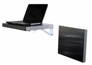 Shelf Workstation Laptop Folding New Stainless Steel