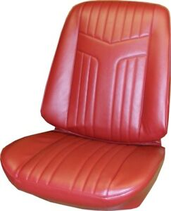 1969 Pontiac Gto Lemans Front Seat Covers Pui