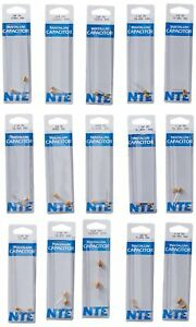 Nte Electronics Ck 04 Tantalum Capacitor Kit Pre packaged Assorted 10v To 30