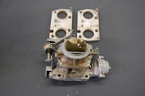 Stromberg Carburetor Model Ww Bendix