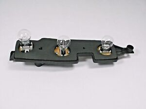 89 98 Chevy Silverado Gmc Sierra Driver Tail Brake Light Connector Plate