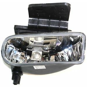 Fog Light For 2001 Chevrolet Silverado 1500 Except Z71 Package Right Side