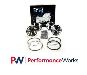 Cp Forged Pistons Bore 82 5mm 1 5mm 8 5 1 Cp For Audi vw 1 8l 20 Valve Sc7603