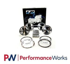 Cp Forged Pistons Stroker Bore 82mm 1 0mm 8 5 1 Cr Audi Vw 1 8l 20 Valve Sc7607