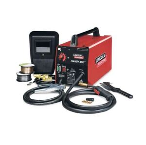Wire Feed Welding Machine 88amp 115v Mig Welder Welding Machine W Gas Regulator