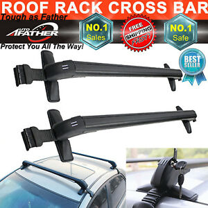 For Audi A3 A4 Q5 S4 S6 Car Top Roof Crossbars Luggage Cargo Carrier Rack Frame