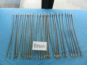 Zimmer Surgical Orthopedic 18 1 2in 47cm Cannulated Flexible Reamers Lot Of 29