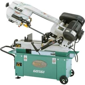 G0561 Grizzly 7 X 12 Metal Cutting Bandsaw