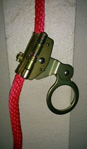 Guardian Fall Protection rope Grab 1 2 5 8 Safety Rope 25kn Ansi Z359 1 07
