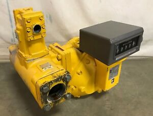 Liquid Controls Flow Meter M 30 1 35 350 Gpm W Air Eliminator