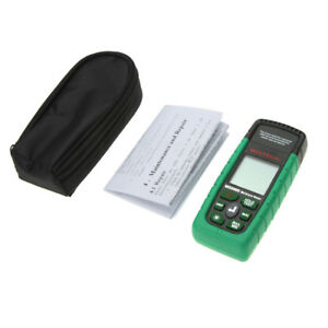 Mini Digital Moisture Meter Wood Concrete Buildings Tester Lcd Display New