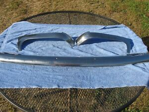 1957 1958 Ford Retractable Windshield Trim