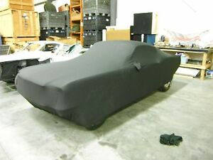 New 1965 1968 Ford Mustang Indoor Car Cover Fastback Custom Fit Fits 1968 Mustang