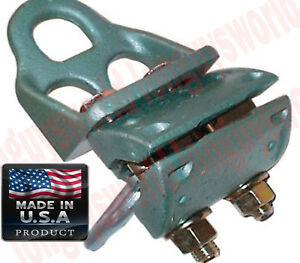 Multi Adapter Plate Four Way Clamp Body Shop Puller Pulling Tool 6 Ton Capacity